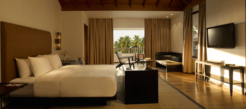 Alila Suite at South Goa Hotel