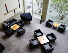 Business Center at Alila Jakarta