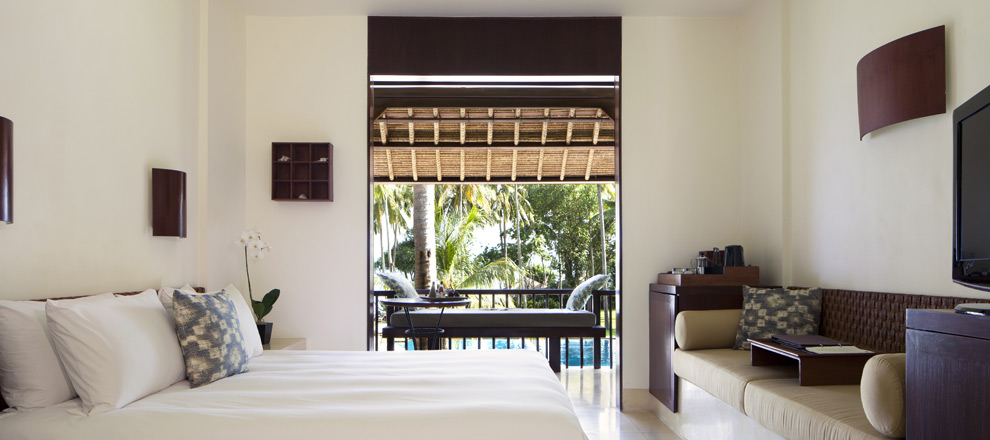 Deluxe Room for Family at Alila Manggis