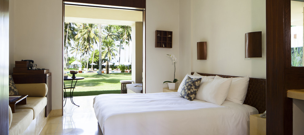 Well Equipped Superior Rooms at Alila Manggis