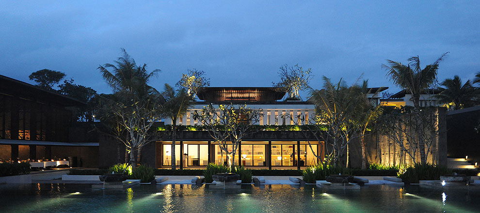 Restaurants at Alila Villas Soori