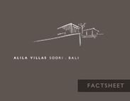 Alila Villas Soori Fact Sheet Logo