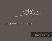 Alila Villas Soori Resort Brochure Logo