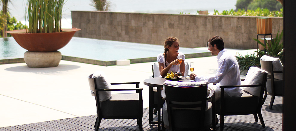 Unruffled Ambience of Alila Villas Soori