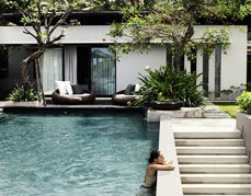 Luxury Pool Villas at Alila Soori