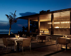Restaurant at Alila Villas Soori