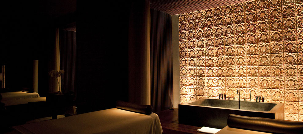 Luxury Spa at Alila Villas Soori