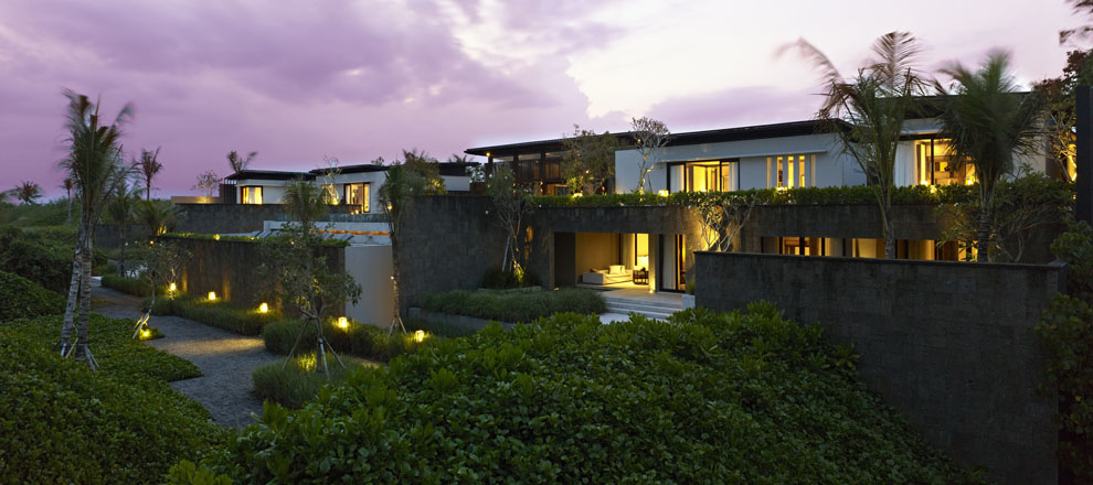 View of Alila Soori's  Ten Bedroom Residence