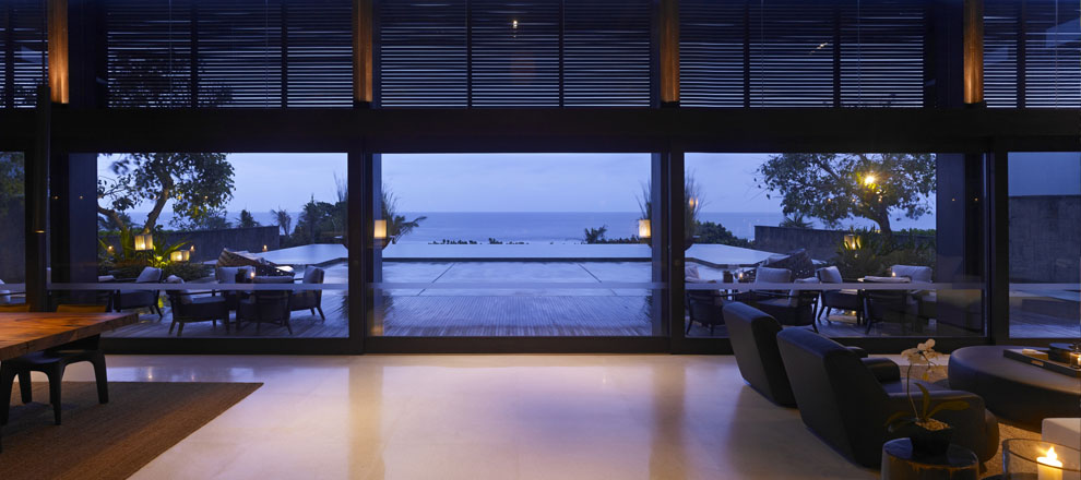Breathtaking Ocean View From Ten Bedroom Bali Residence