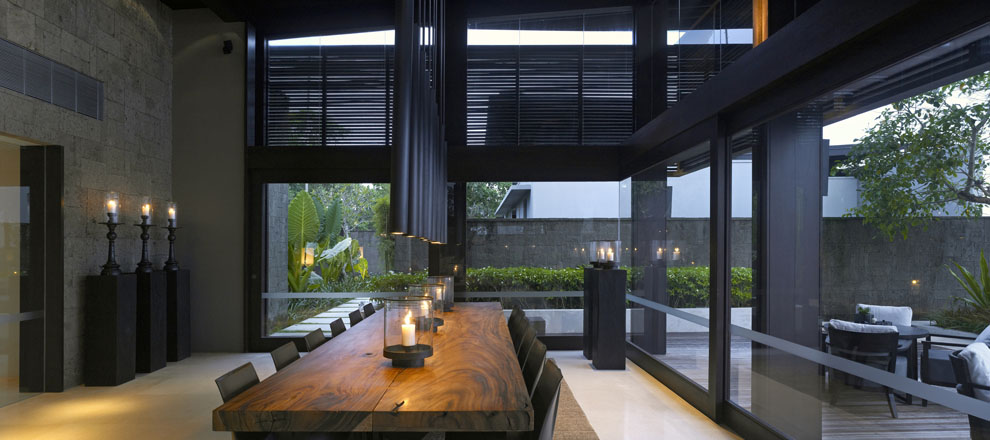 Spacious Dining Area at Residence at Alila Villas Soori