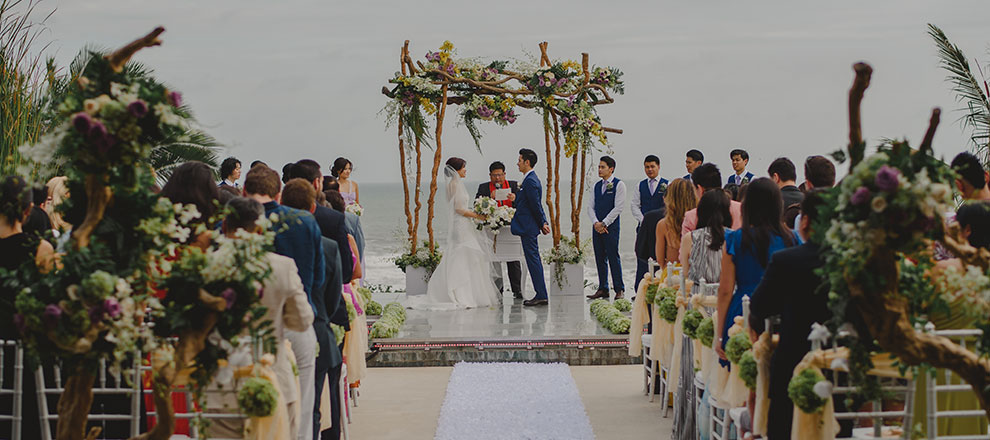 Ideal Bali Wedding at Alila Villas Soori