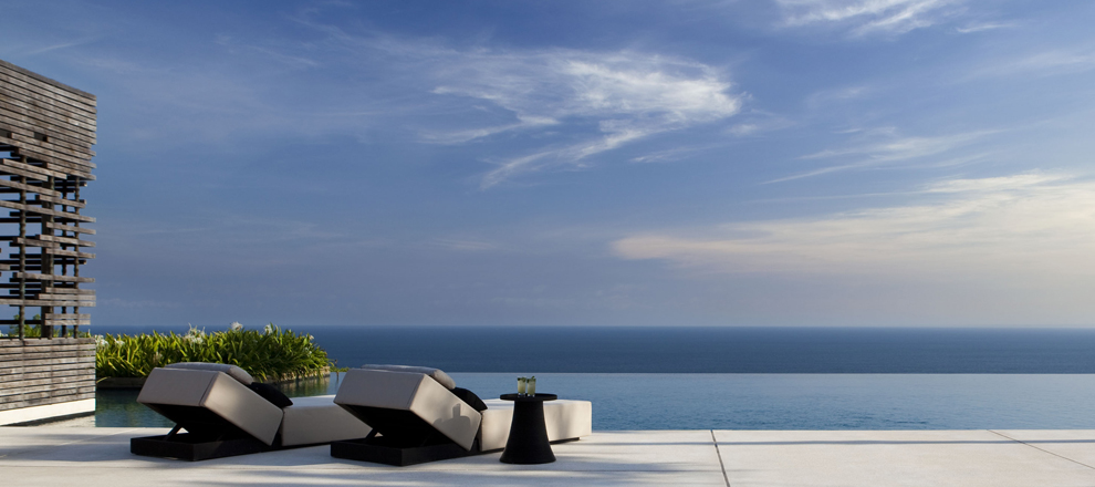 The Serene View a Top Alila Villas Uluwatu